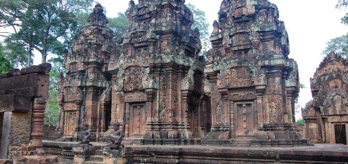 Visita Camboya. Descubre los templos de Angkor