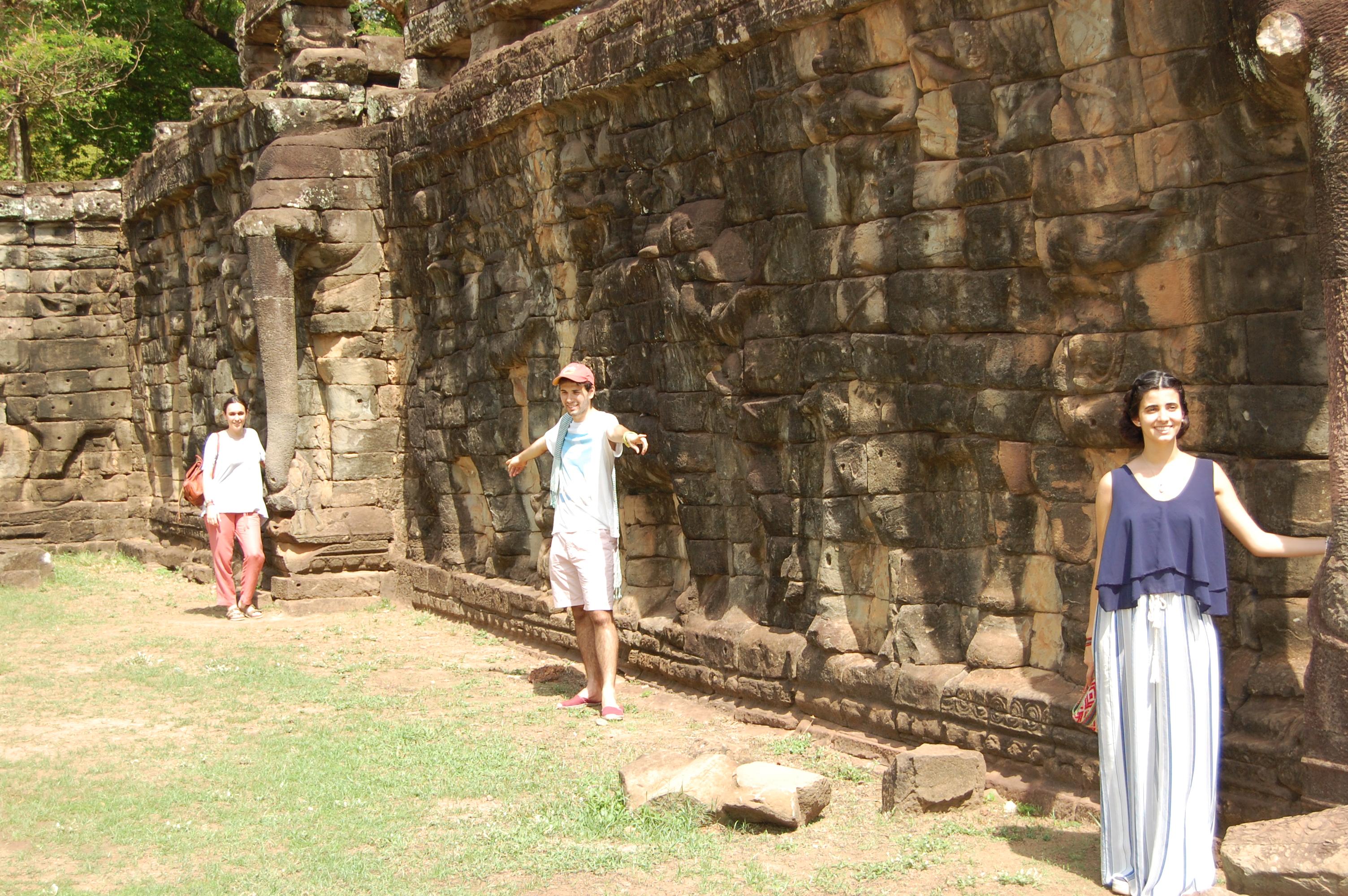 Viaje a Camboya. Templos de Angkor